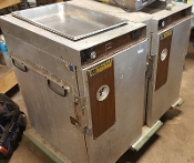 Food Warmer Transport Cart