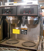 Coffee Brewer Automatic Twin