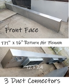 Return-Air Plenum 171""