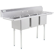 3 Bay Sink New