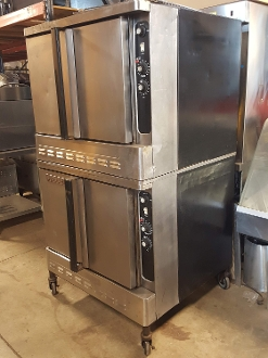 Convection Ovens Double Gas